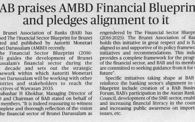 BAB praises AMDB Financial Blueprint