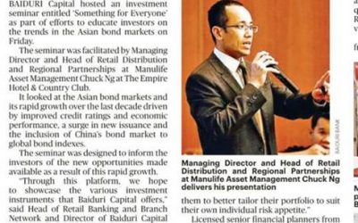 Clipping May 5 Baiduri Capital hosts Seminar on Asian Bond Markets